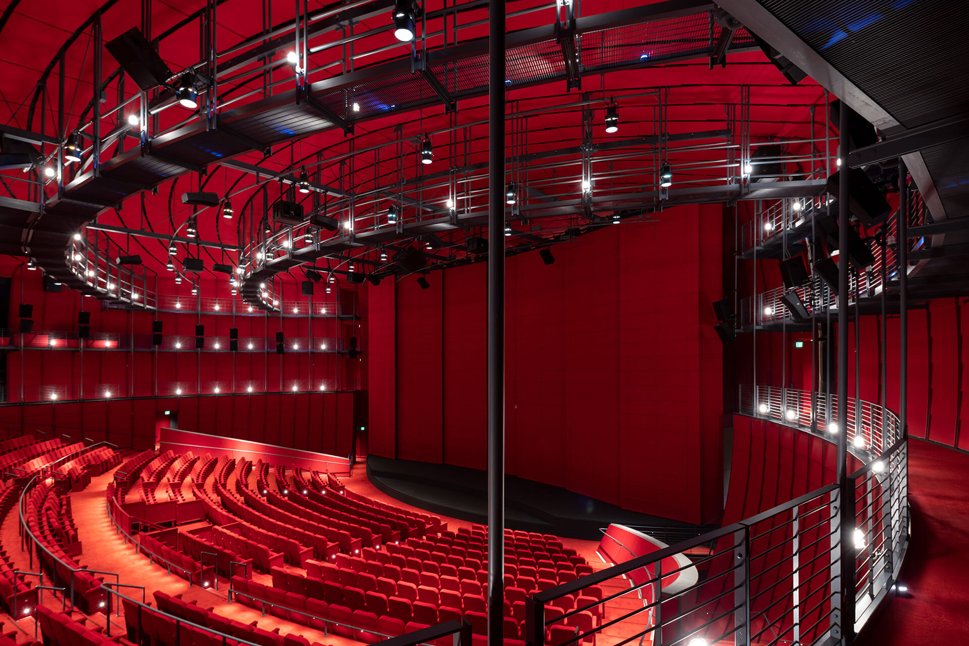 David Geffen Theatre | Academy Museum of Motion Pictures | Renzo Piano Building Workshop | STIRworld