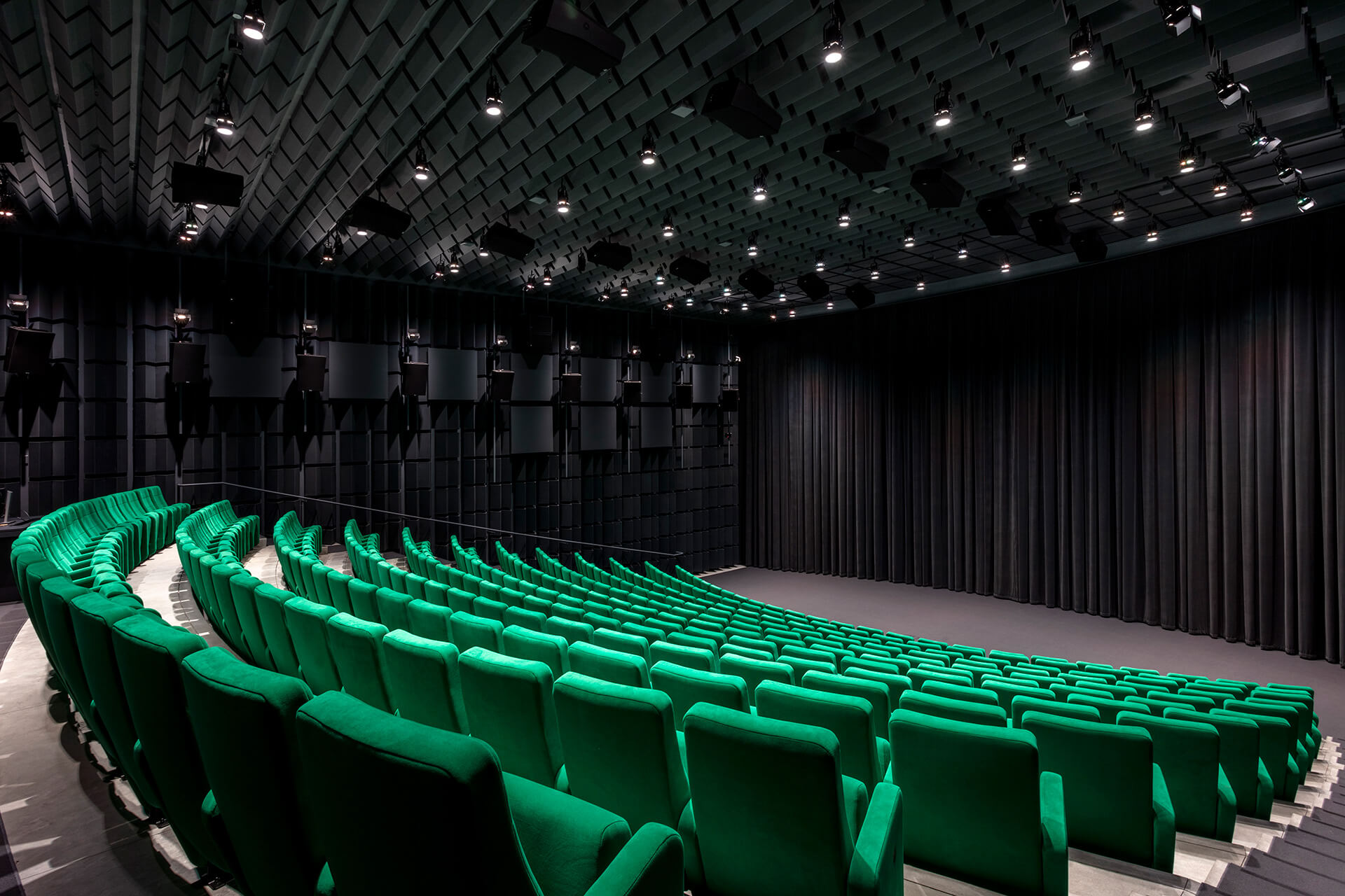 288-seat Ted Mann Theatre | Academy Museum of Motion Pictures | Renzo Piano Building Workshop | STIRworld