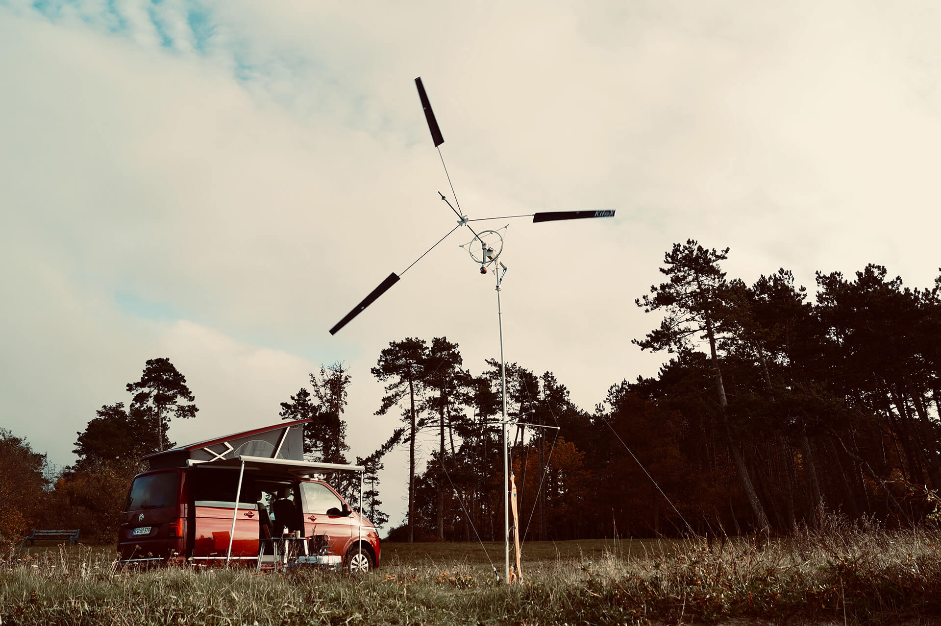Wind Catcher is durable and can function quietly in virtually any setting | KiteX | Denmark | STIRworld