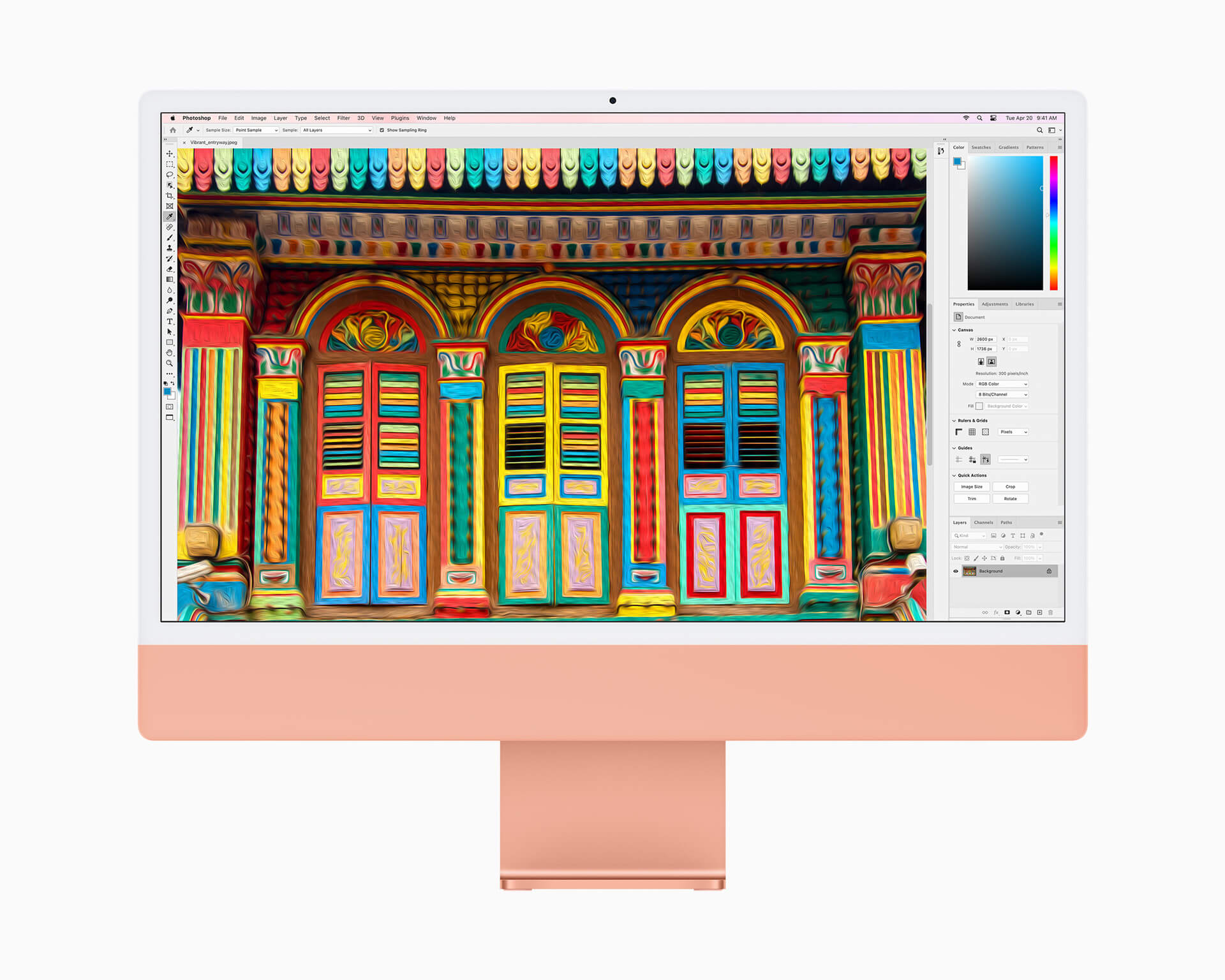 This is in line with Apple's sustainable business practices and highly energy efficient performance standards | iMac by Apple Inc. | STIRworld