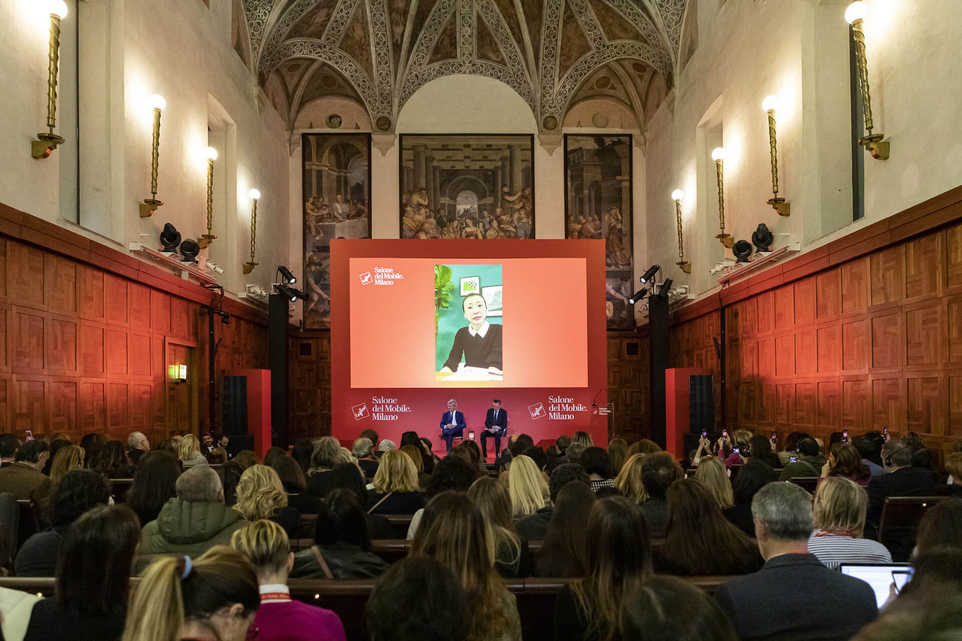 A glimpse of the press conference held for Salone del Mobile 2020 | the 59th edition of  | STIRworld