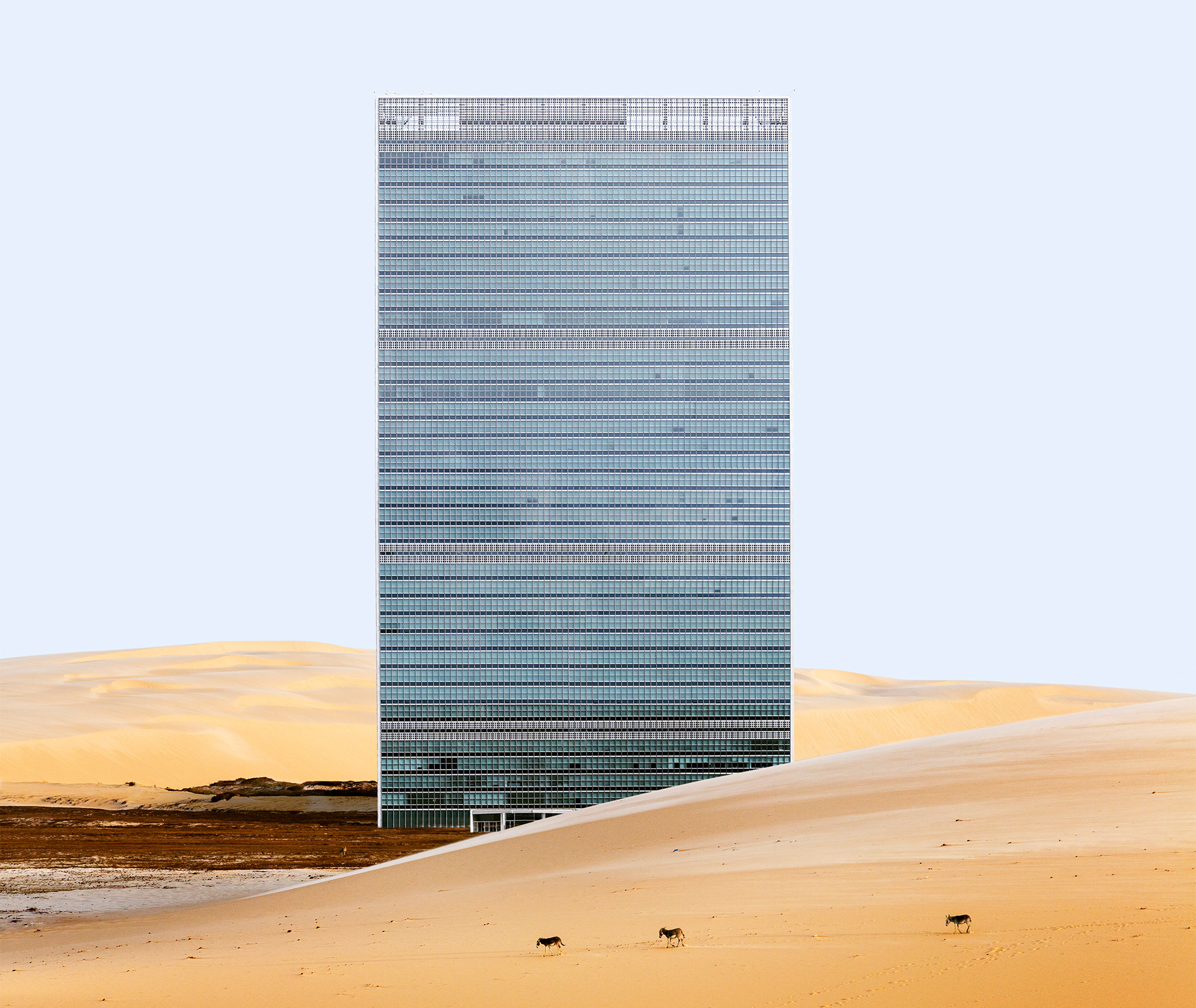 Misplaced - Headquarters of the United Nations| Misplaced Series | Anton Repponen | STIR