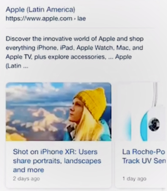 Sara Ghods googling the word Apple | Playlist of Propositions, Ilaj Curatorial Project| STIR