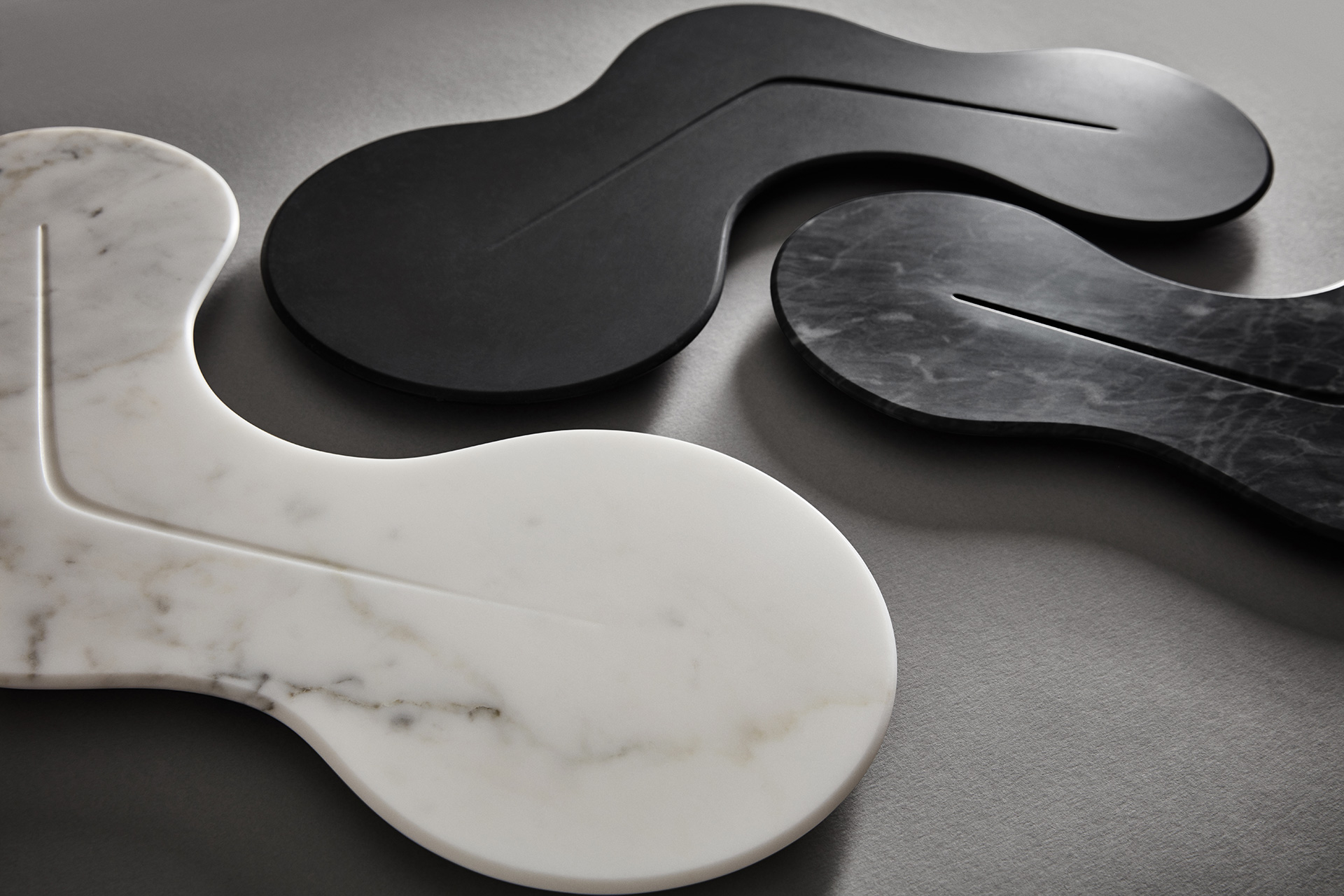 Zaha Hadid Design Collection 2019 – Cell Platter| Design Shanghai 2019| Zaha Hadid Design| STIR