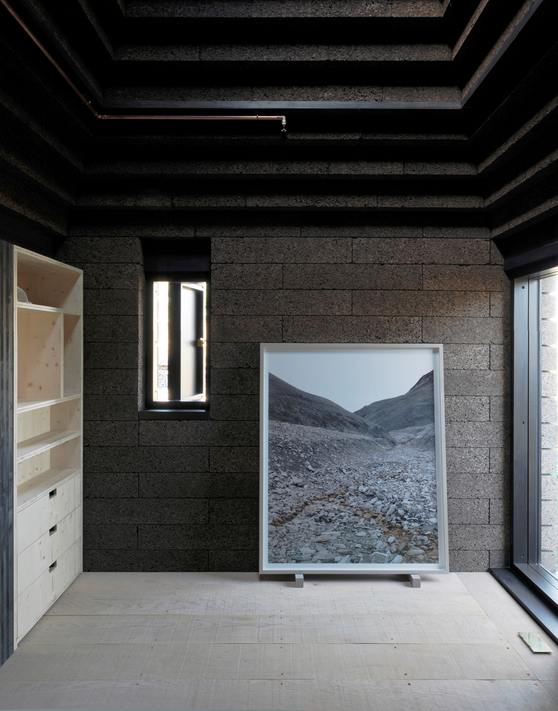 Interiors – Cork House | Matthew Barnett Howland | Dido Milne| Oliver Wilton| The Cork House| RIBA Stirling Prize 2019| STIR