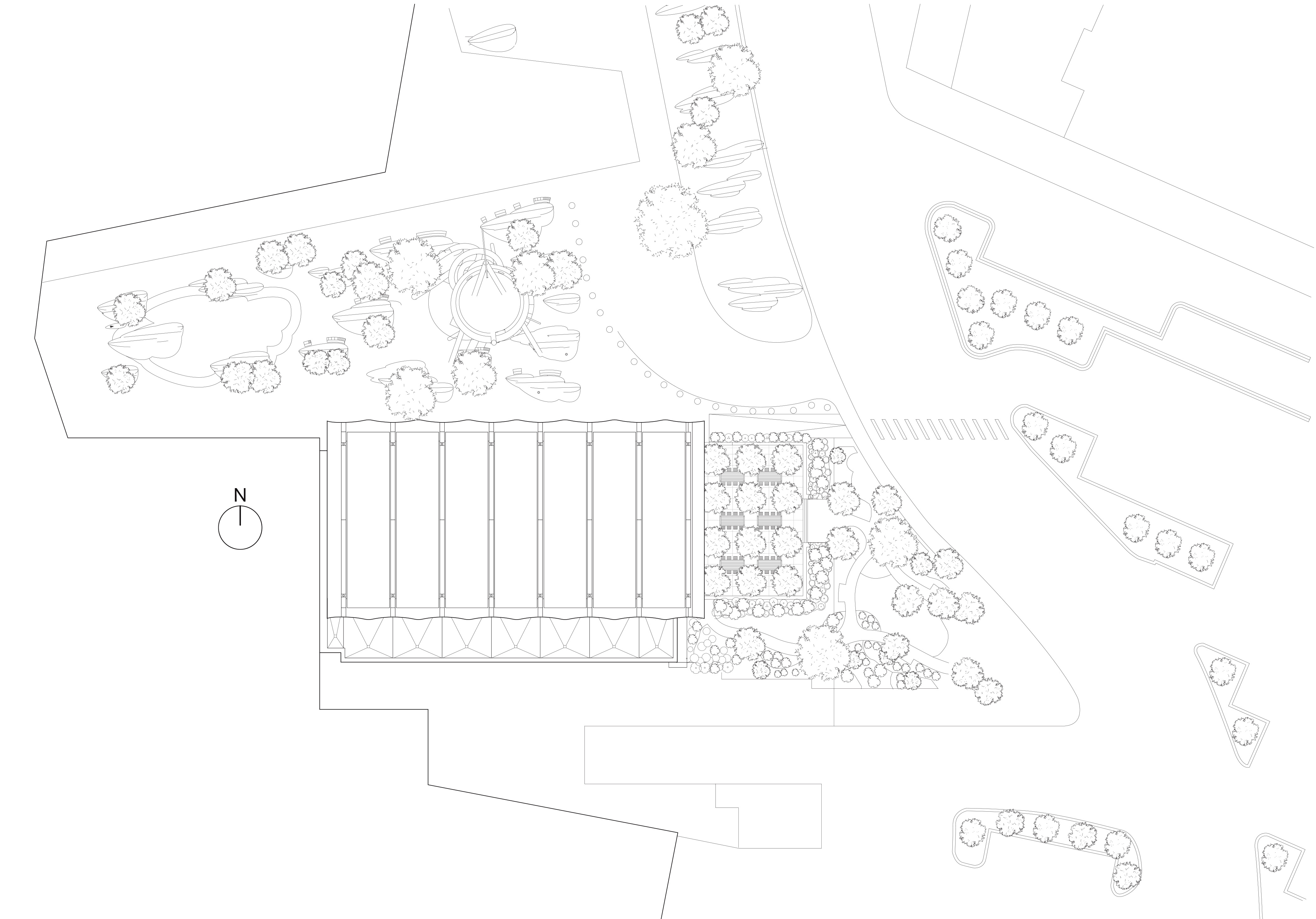 Site Plan| Apple Aventura | Foster + Partners | STIR
