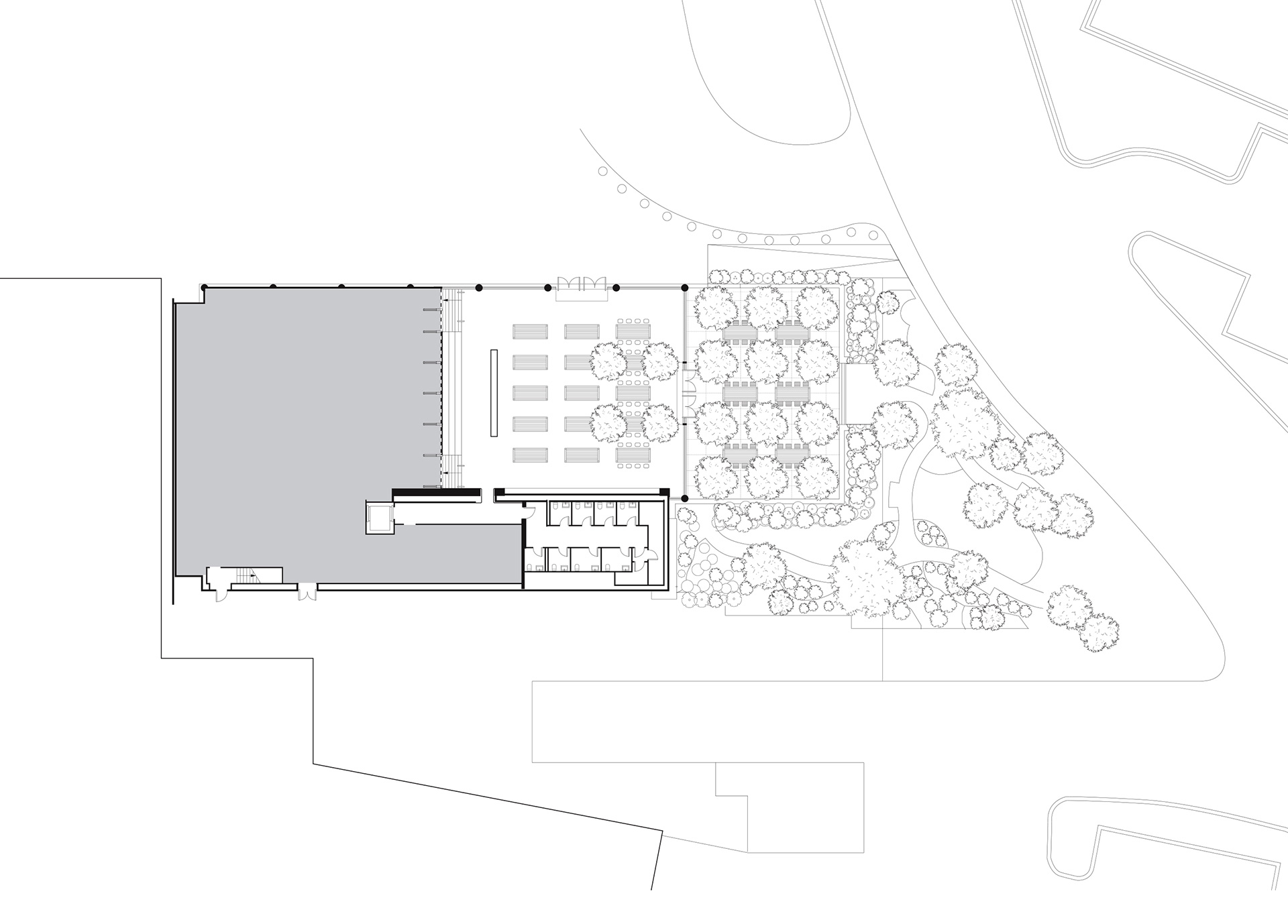 Ground Floor Plan| Apple Aventura | Foster + Partners | STIR