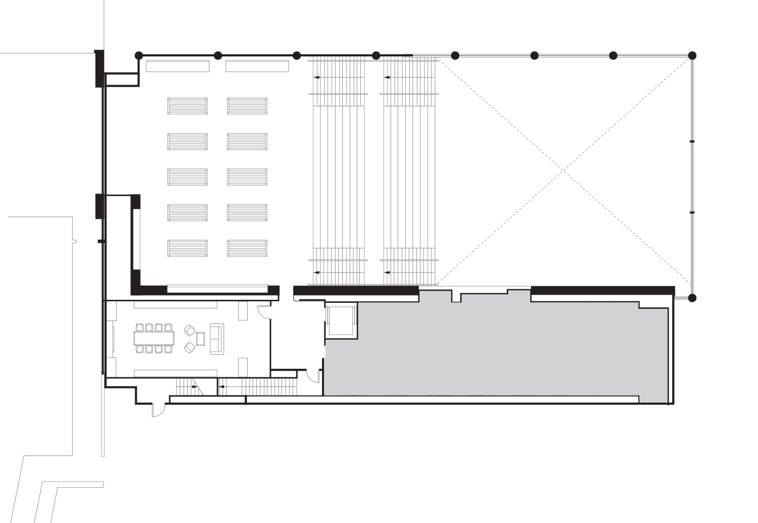 Second Floor Plan| Apple Aventura | Foster + Partners | STIR