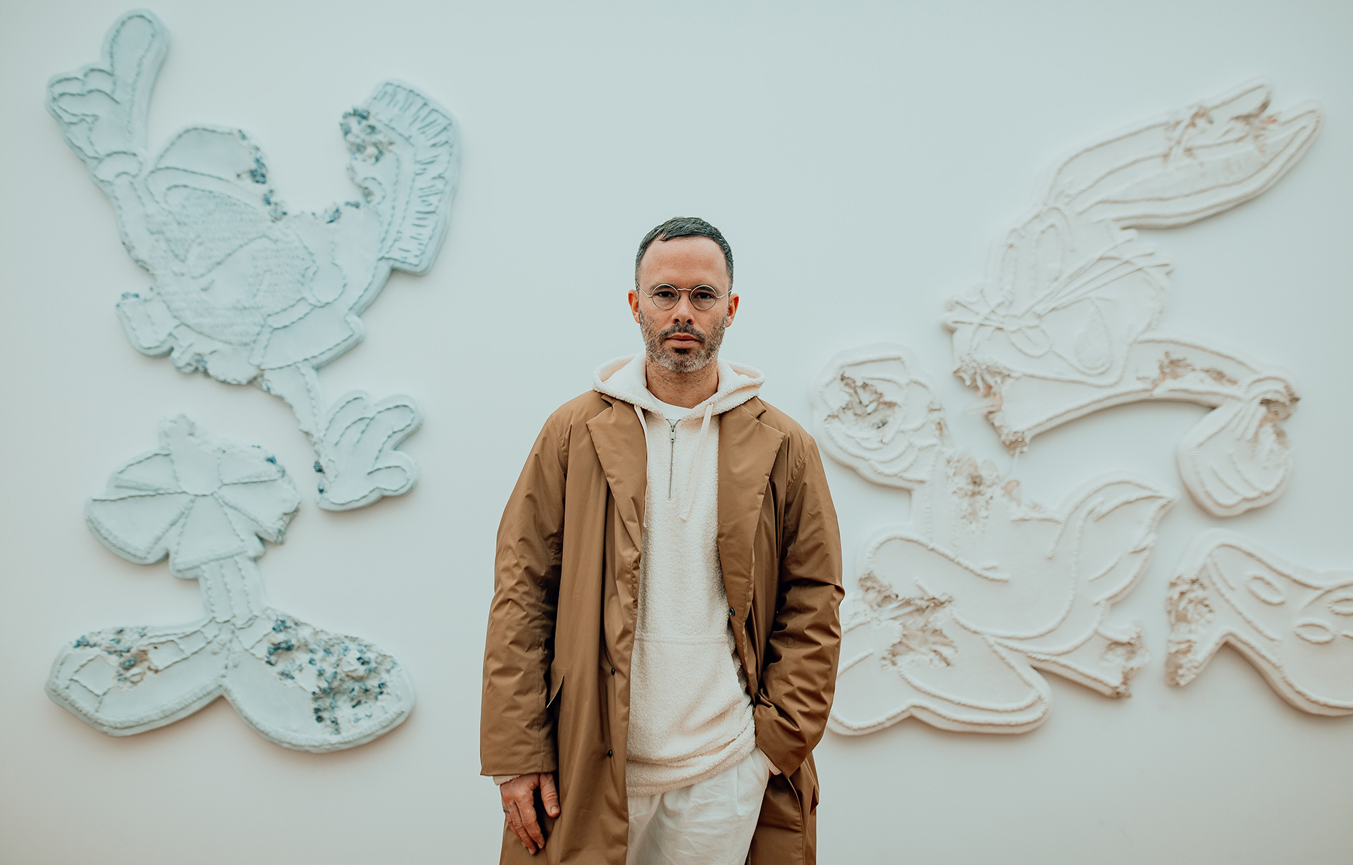 The artist - Daniel Arsham | Connecting Time | Daniel Arsham | STIR