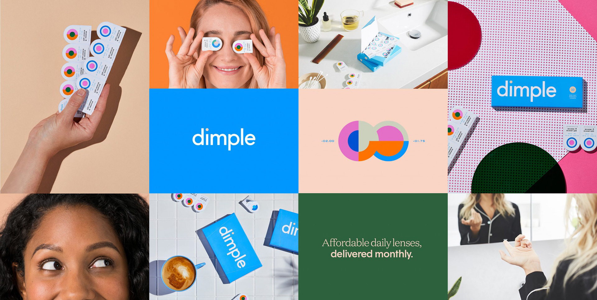 Dimple by Universal Favourite | Dezeen Awards 2019 | STIR