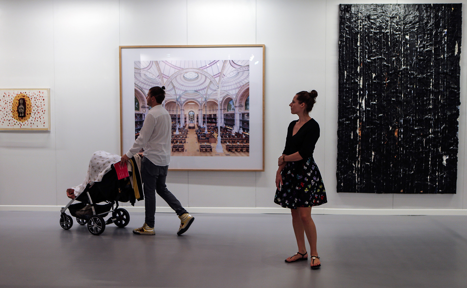 The Contemporary Istanbul encourages parents to bring their kids, no matter how young, to the fair! | Contemporary Istanbul | STIR