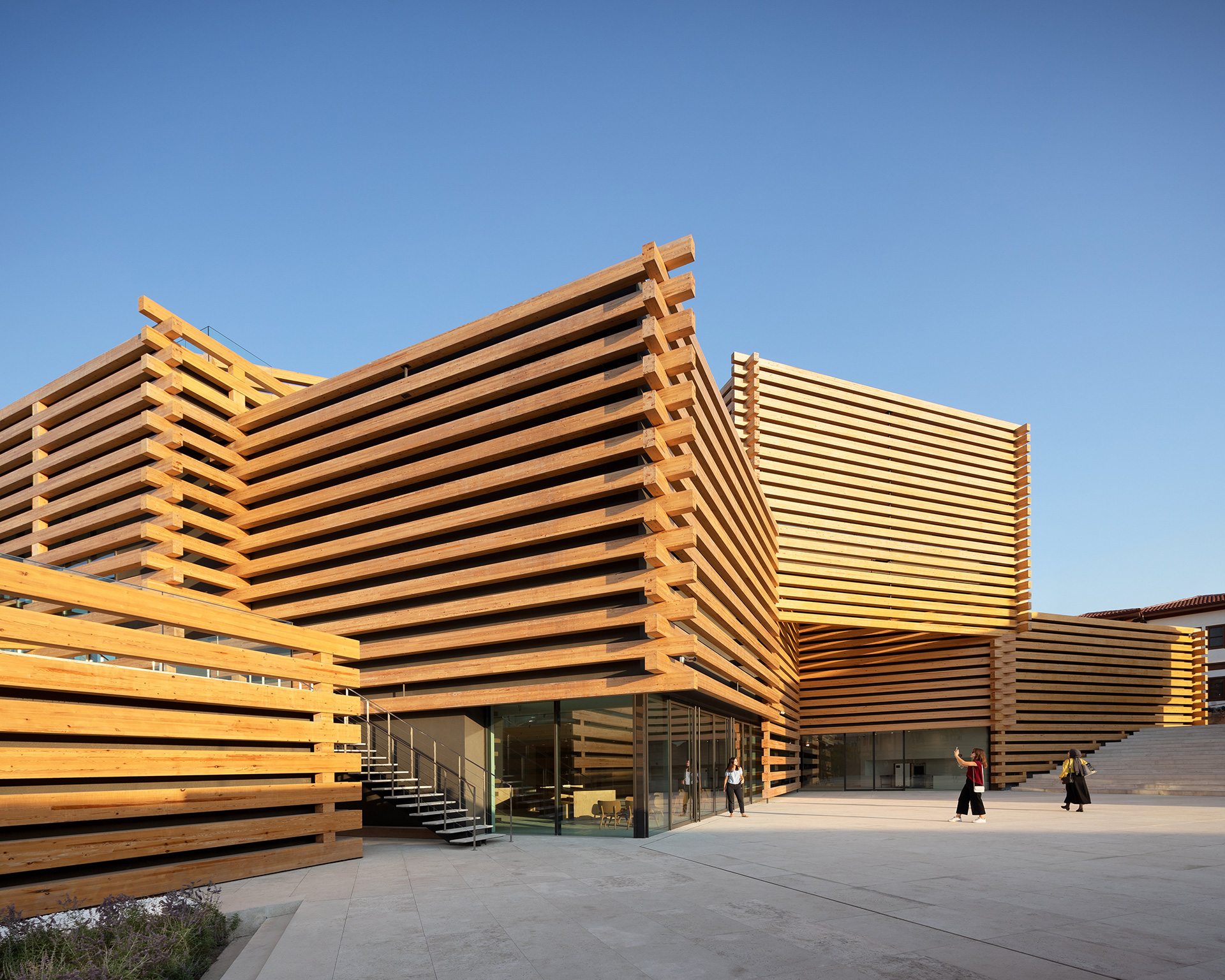 OMM by Kengo Kuma and Associates | Odunpazari Modern Museum| Kengo Kuma and Associates | STIR