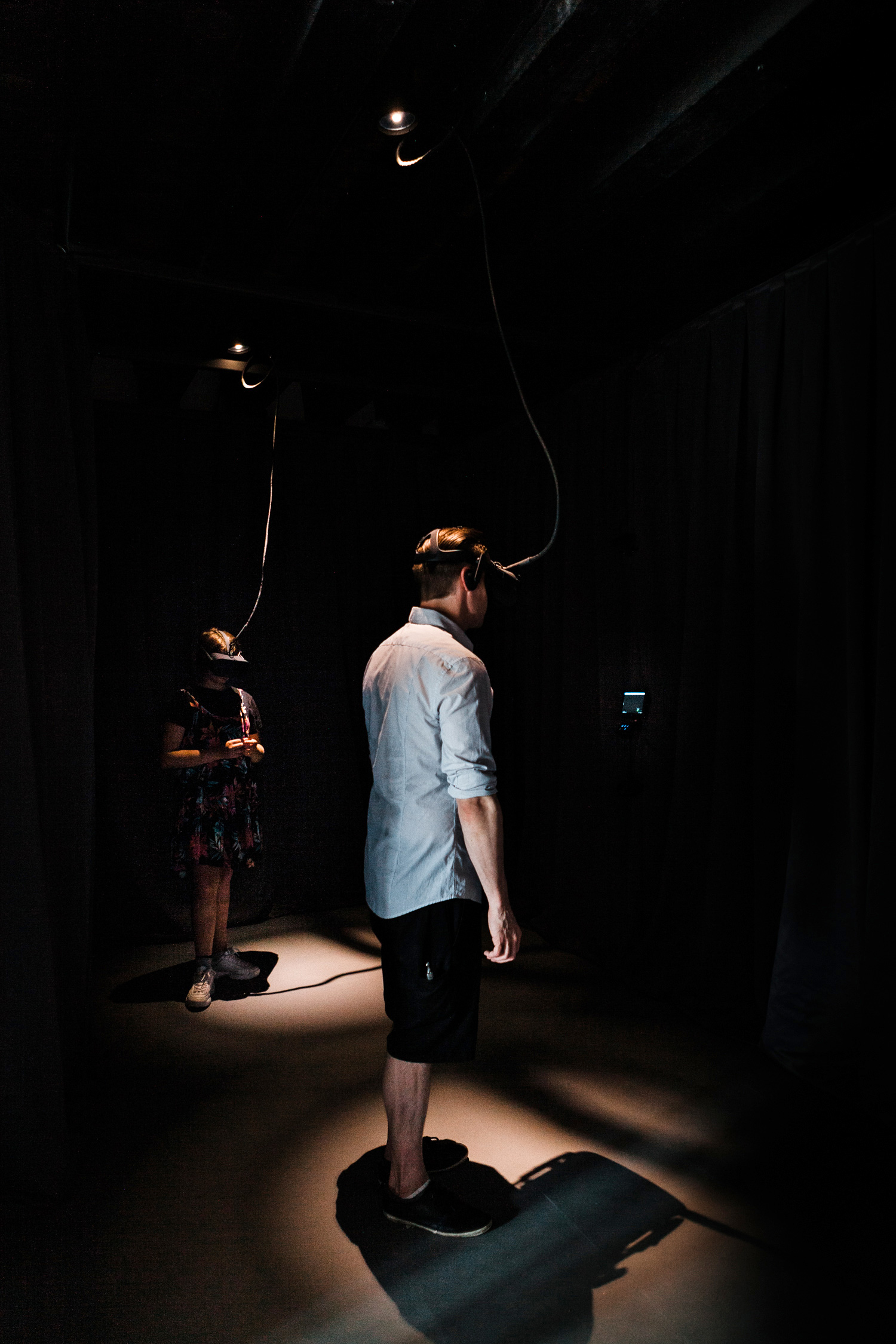 Gloomy Eyes, directed by Jorge Tereso and Fernando Maldonado, produced by Atlas V, 3DAR, Arte, RYOT and HTC Vive | Theatre of Virtuality | STIR