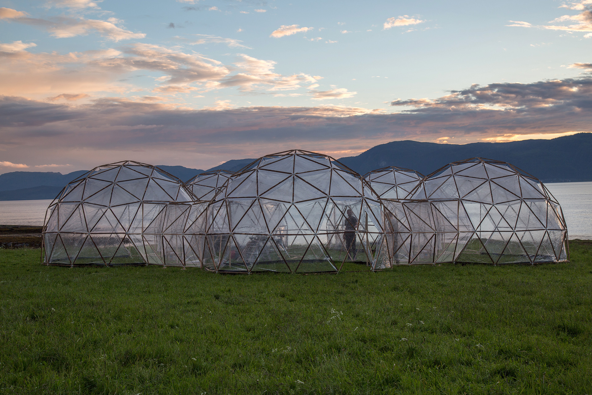 Pollution Pods for the Temporary commission Climart in Trondheim, Norway (2017) | Pollution Pods | Michael Pinsky | STIRworld
