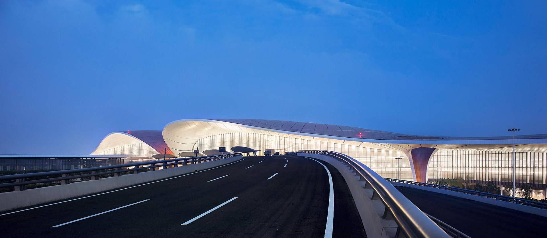 The Beijing Daxing International Airport designed by Zaha Hadid Architects | Beijing Daxing International Airport | Zaha Hadid Architects | STIRworld