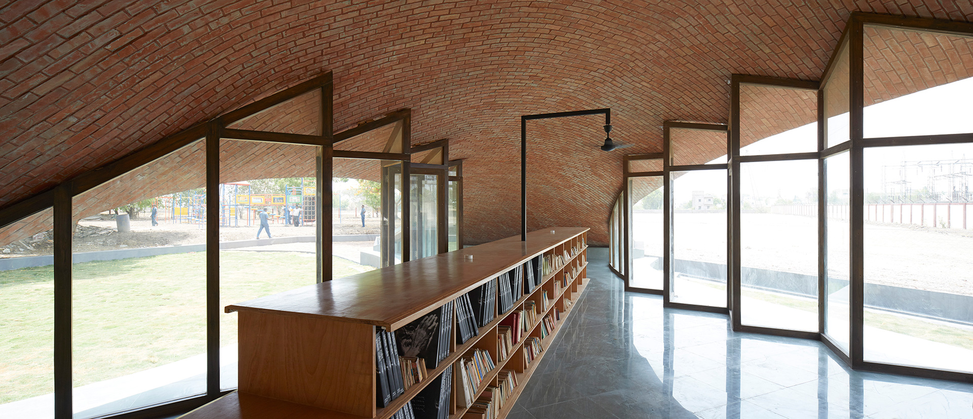 Movable furniture | Maya Somaiya Library | sP+a | STIRworld