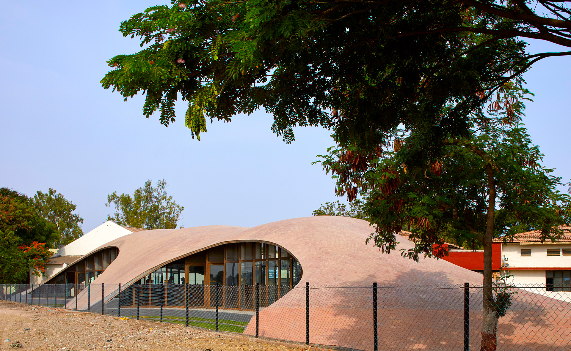 View of the library | Maya Somaiya Library | sP+a | STIRworld