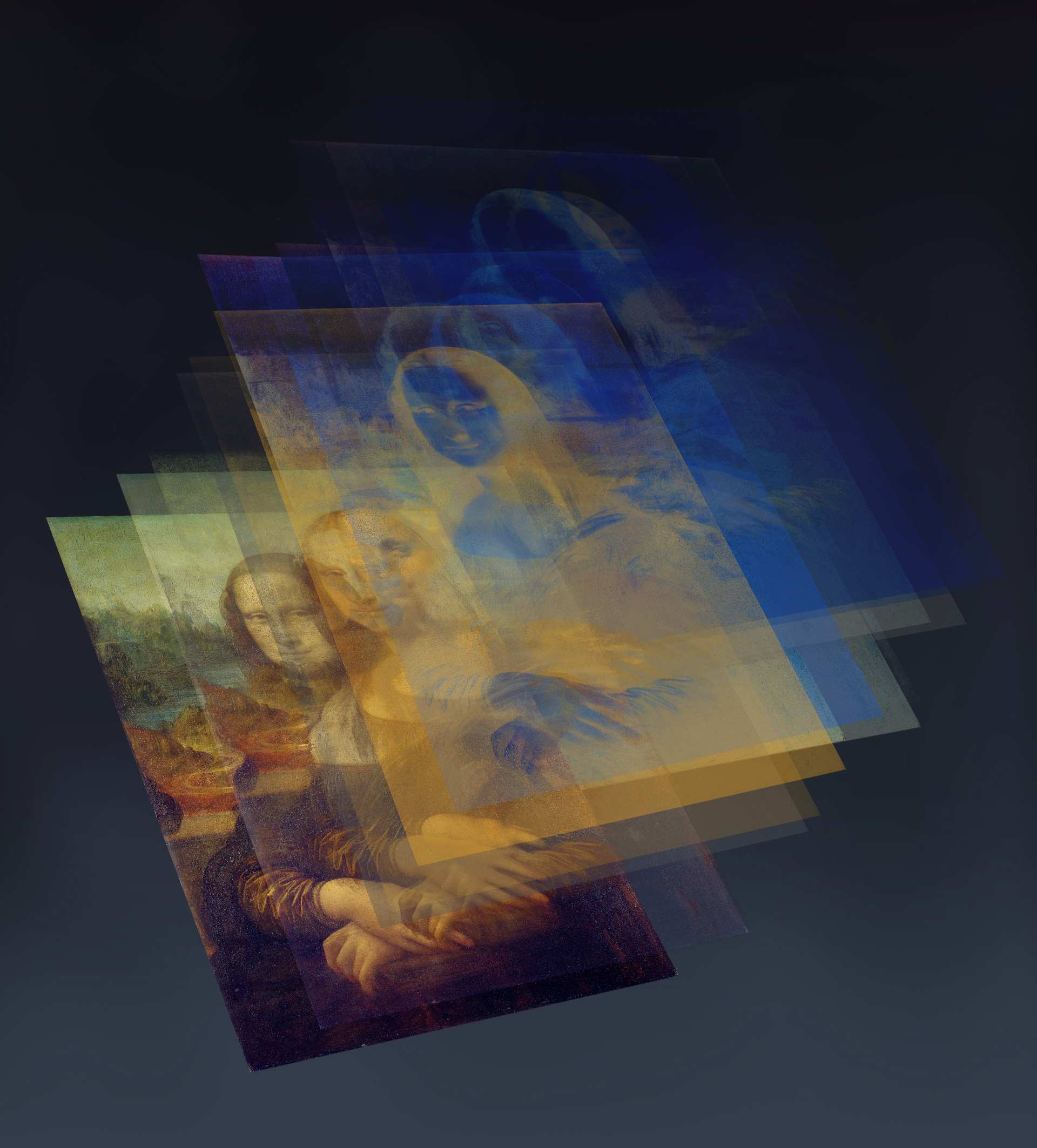 With Mona Lisa: Beyond the Glass, visitors will be able to discover details hidden to the naked eye | Leonardo da Vinci | Musée du Louvre | STIRworld