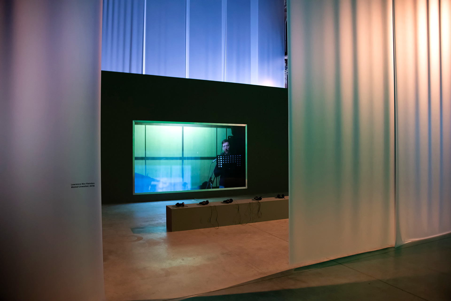 Biennale de l'Image en Mouvement, The Sound of Screens Imploding, at OGR – Turin | The Biennale of Moving Images | STIRworld
