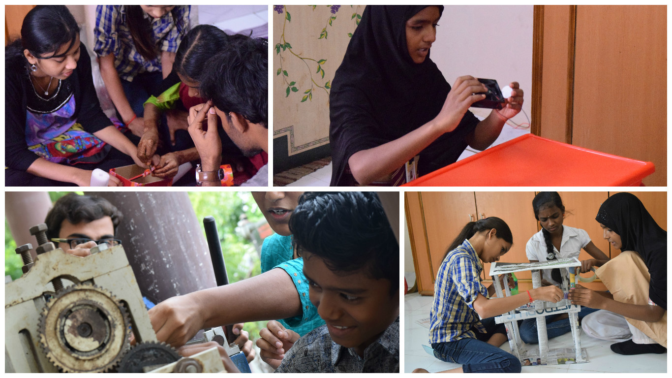 InquiLabs Innovation Cycles stimulate creative thinking and critical problem