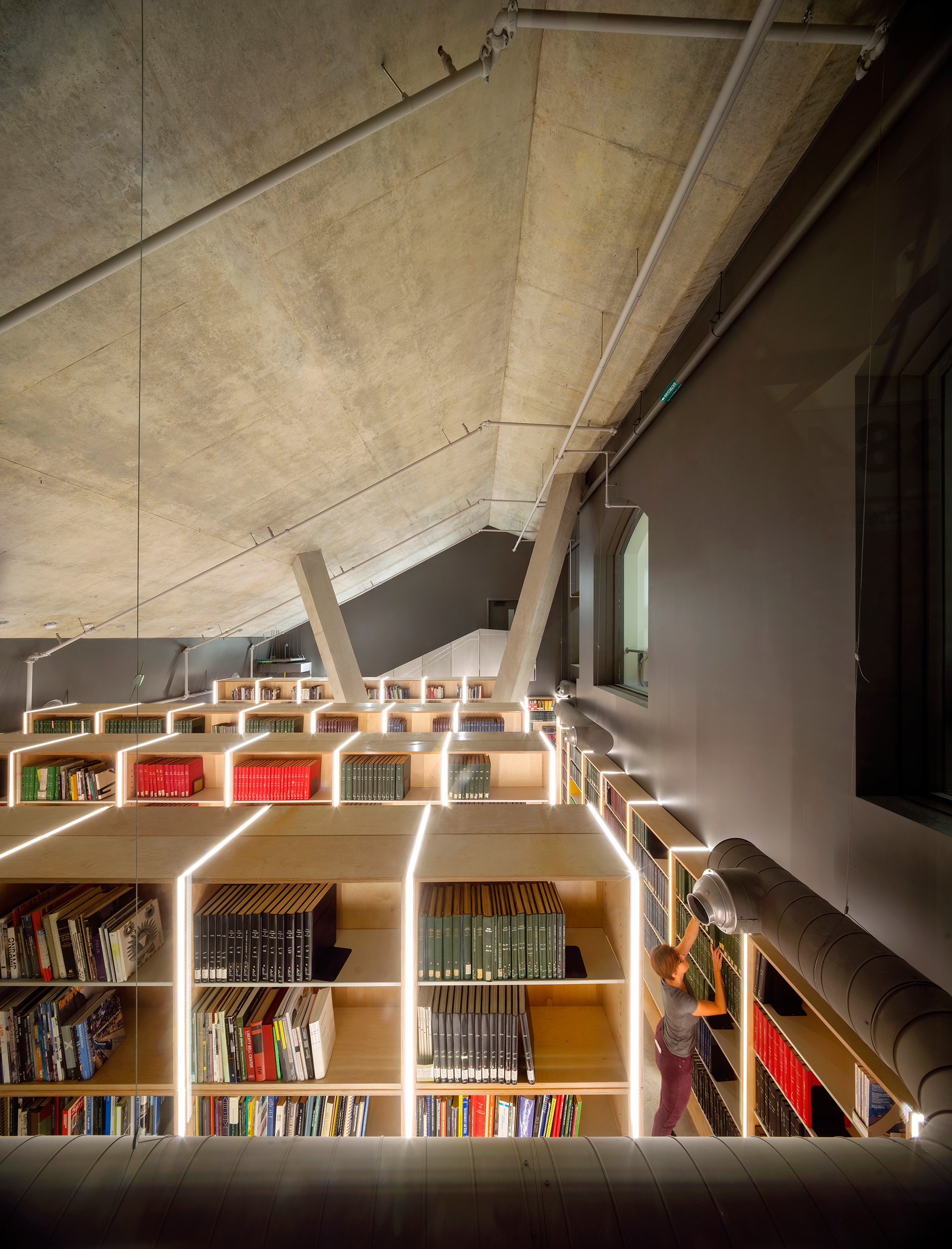 Library | Daniels Faculty of Architecture | NADAAA architects | Canada | STIRworld