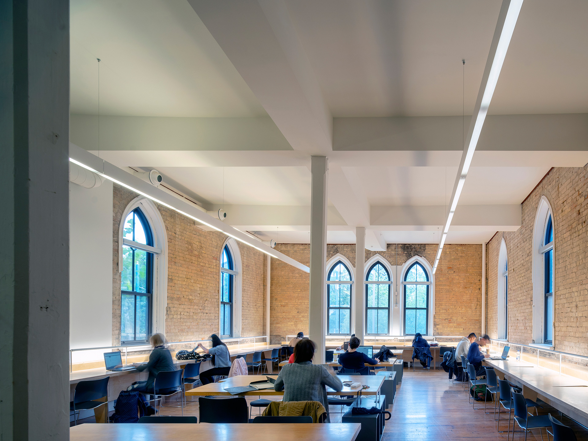 Heritage building with its adaptive re-use | Daniels Faculty of Architecture | NADAAA architects | Canada |STIRworld