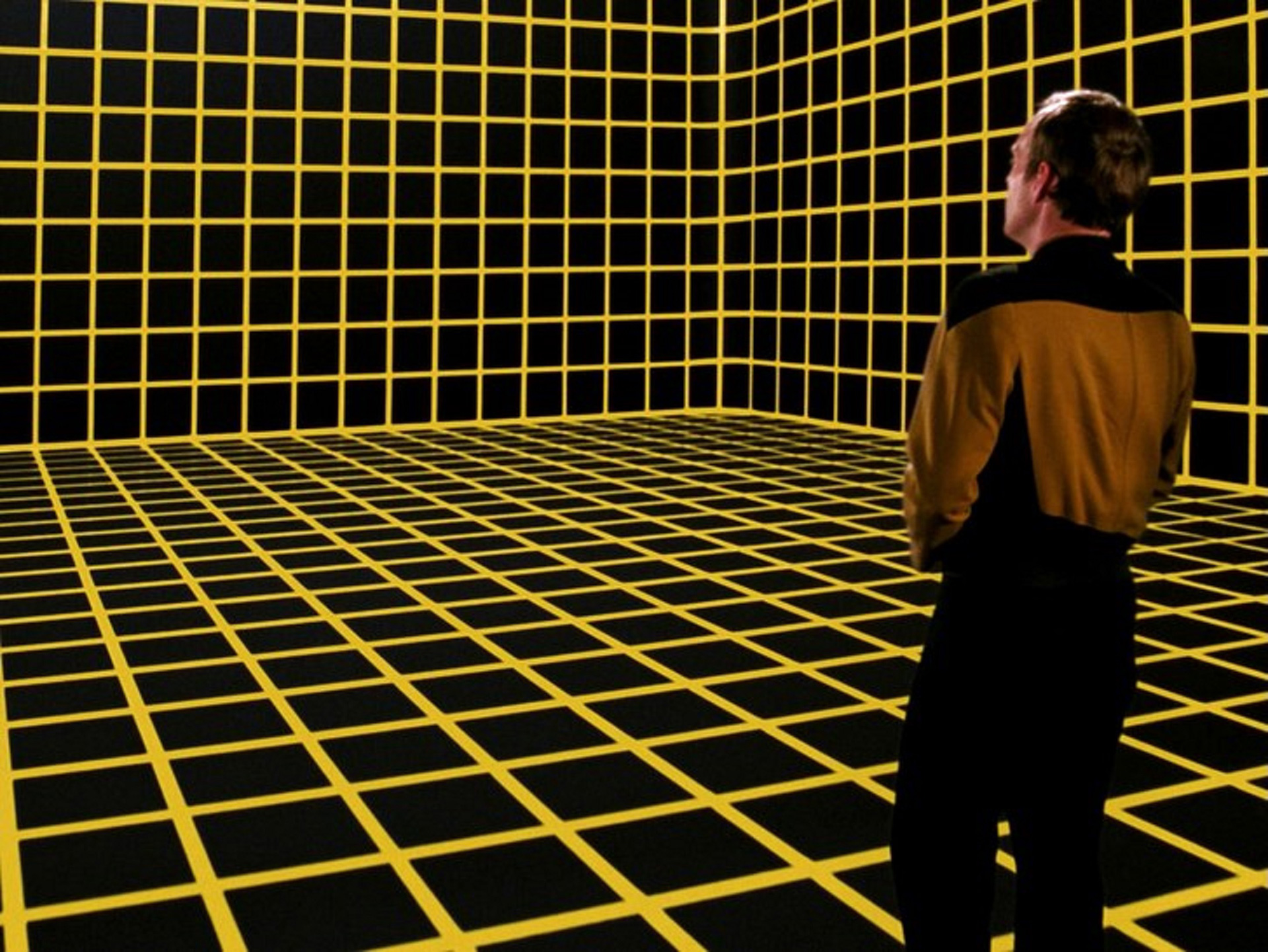 Star Trek: The first Holodeck created in 1974 | Art movements | STIRworld