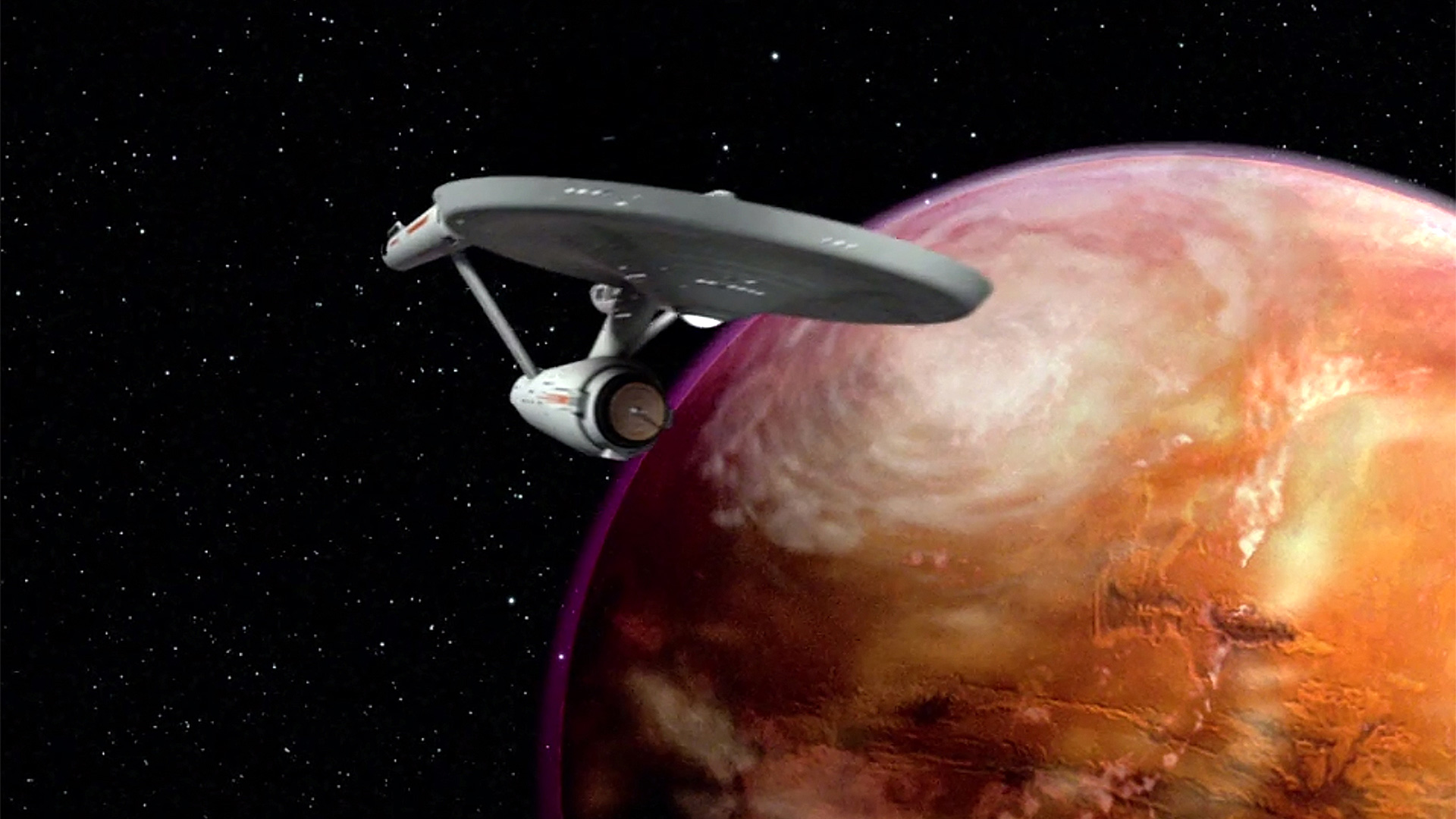Star Trek: The Final Frontier, 1989, directed by William Shatner based on the television series Star Trek created by Gene Roddenberry | Art movements | STIRworld