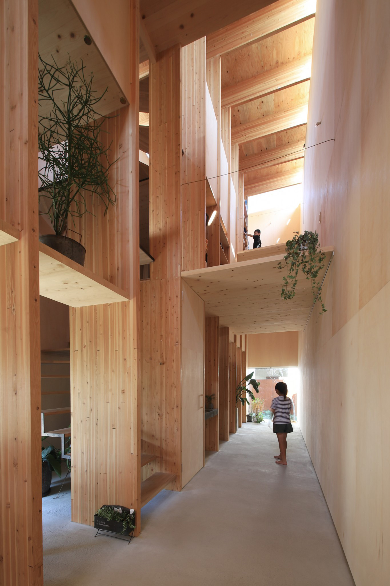 T Noie, Japan by Katsutoshi Sasaki and Associates | Dezeen | Architecture | Awards | 2019 |  STIRworld