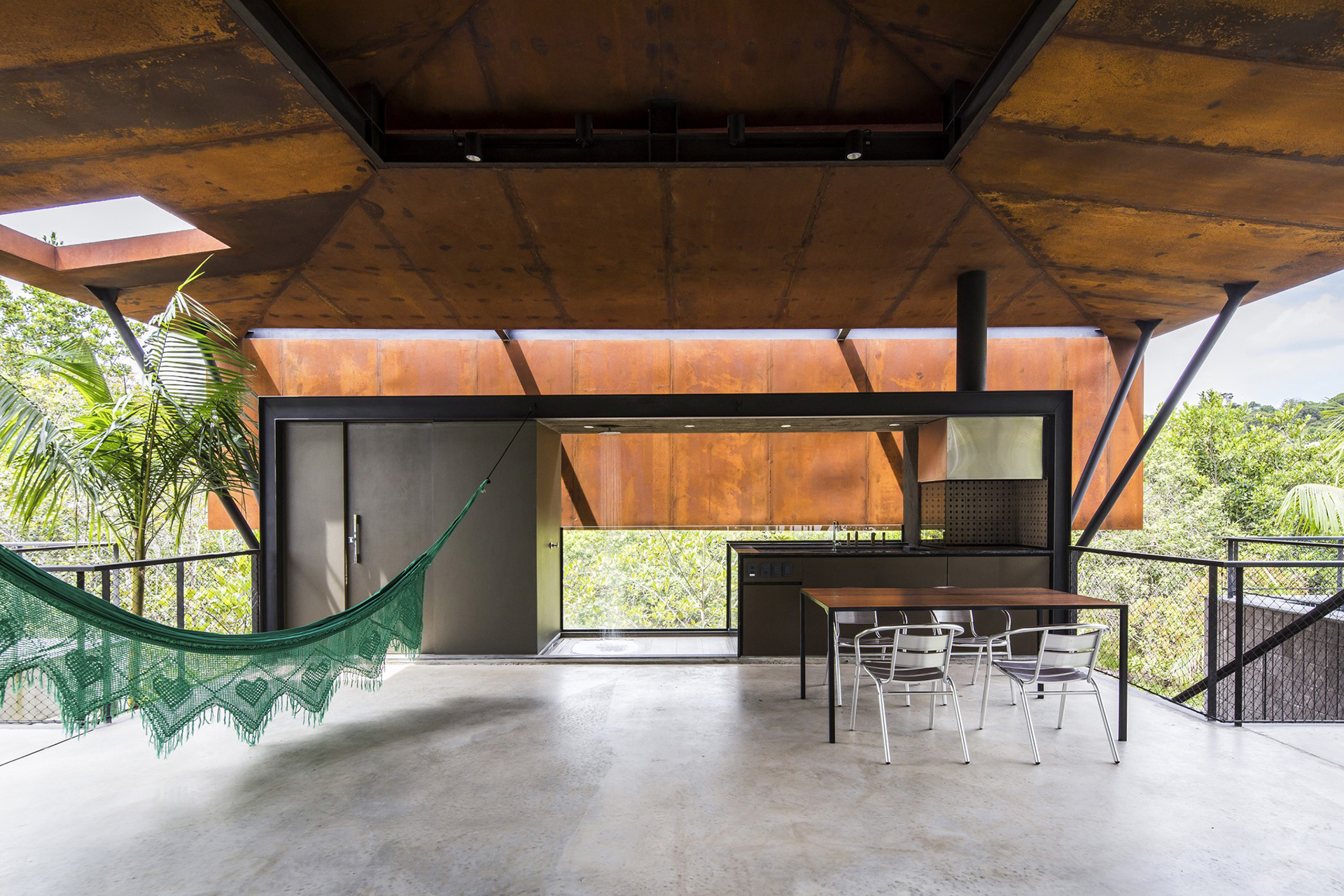 Casa Campinarana, Manaus, Brazil, by Laurent Troost | Dezeen | Architecture | Awards | 2019 |  STIRworld