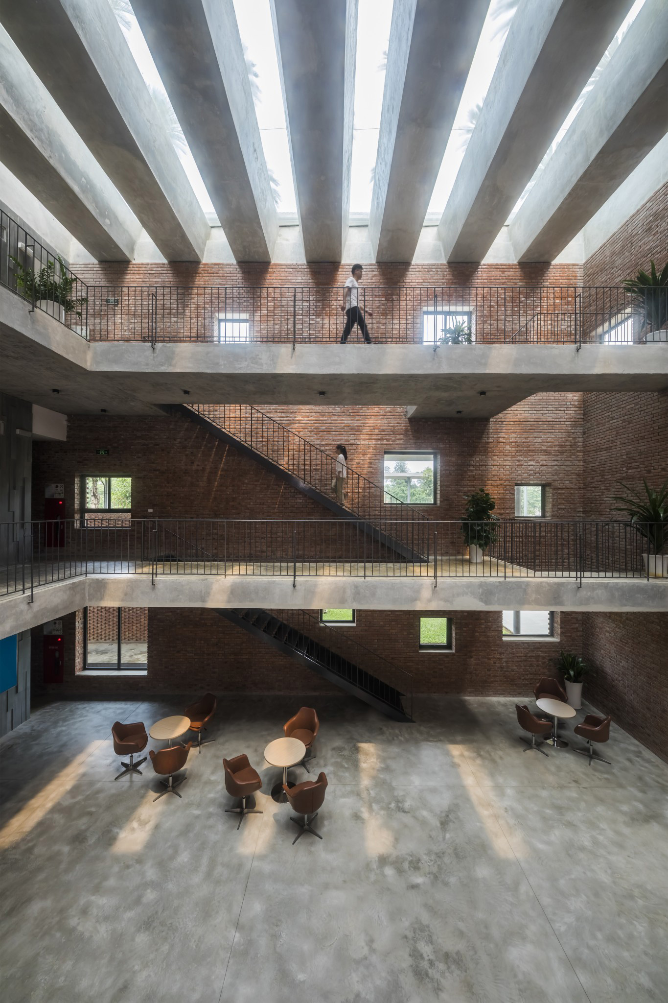 Viettel Academy, Hanoi, Vietnam, by Vo Trong | Dezeen | Architecture | Awards | 2019 | STIRworld