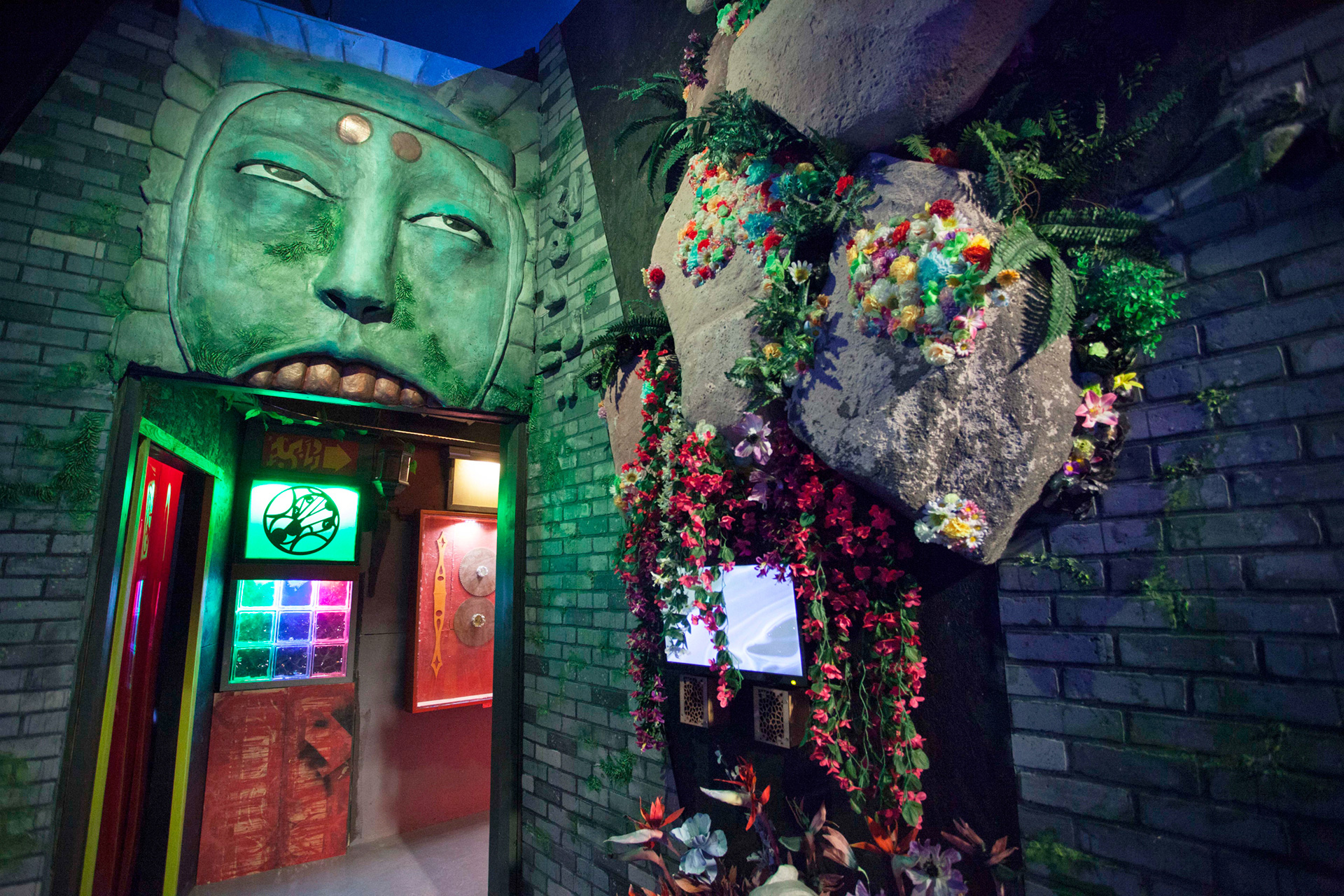 A view of an exhibition by Meow Wolf | Meow Wolf | STIRworld