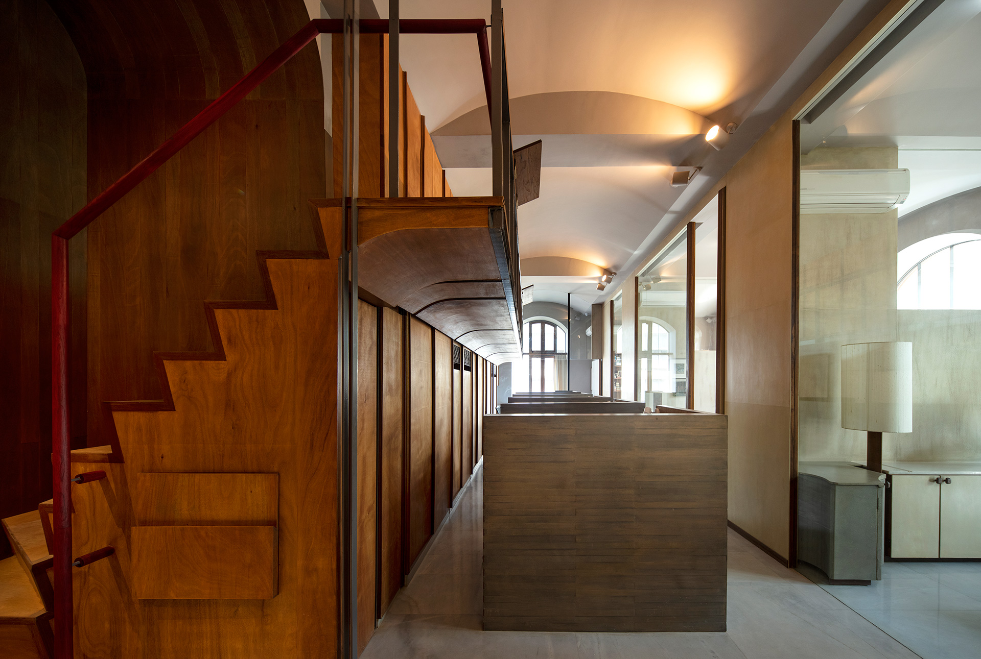 The view from the office's entrance | Samira Rathod Design Atelier | Mumbai | STIRworld