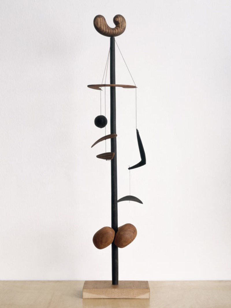 Isamu Noguchi. Untitled, 1943, wood and string | Samira Rathod Design Atelier | Mumbai | STIRworld