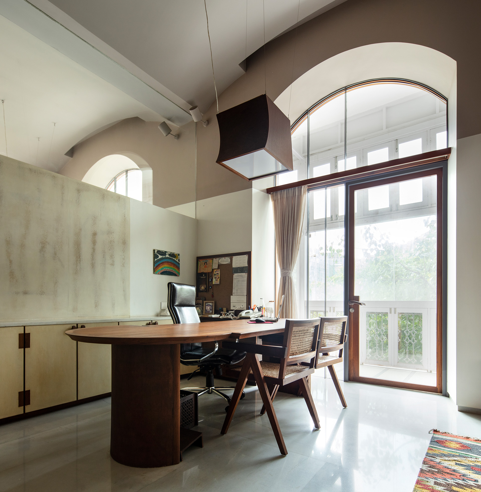 Main cabin opening out to the verandah | Samira Rathod Design Atelier | Mumbai | STIRworld