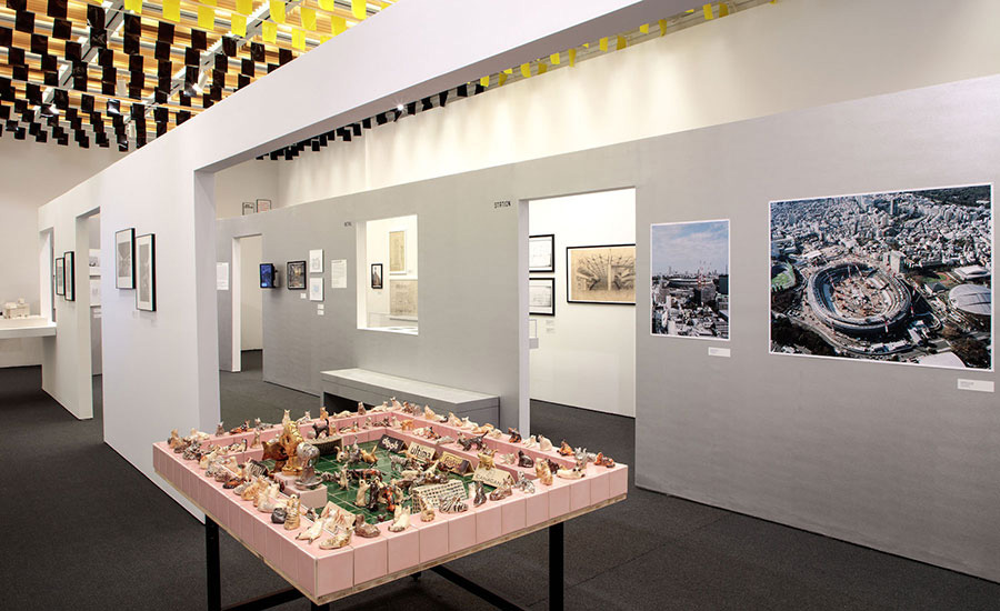 A glimpse of works on display at <i>Made in Tokyo</i>, Japan Society Gallery, New York | Made in Tokyo | STIRworld
