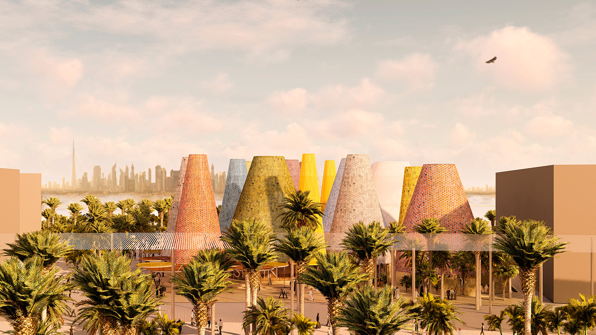 The Spain Pavilion designed by Amann-Canovas-Maruri | Sustainability | Pavilion | Expo 2020| Dubai| STIRworld