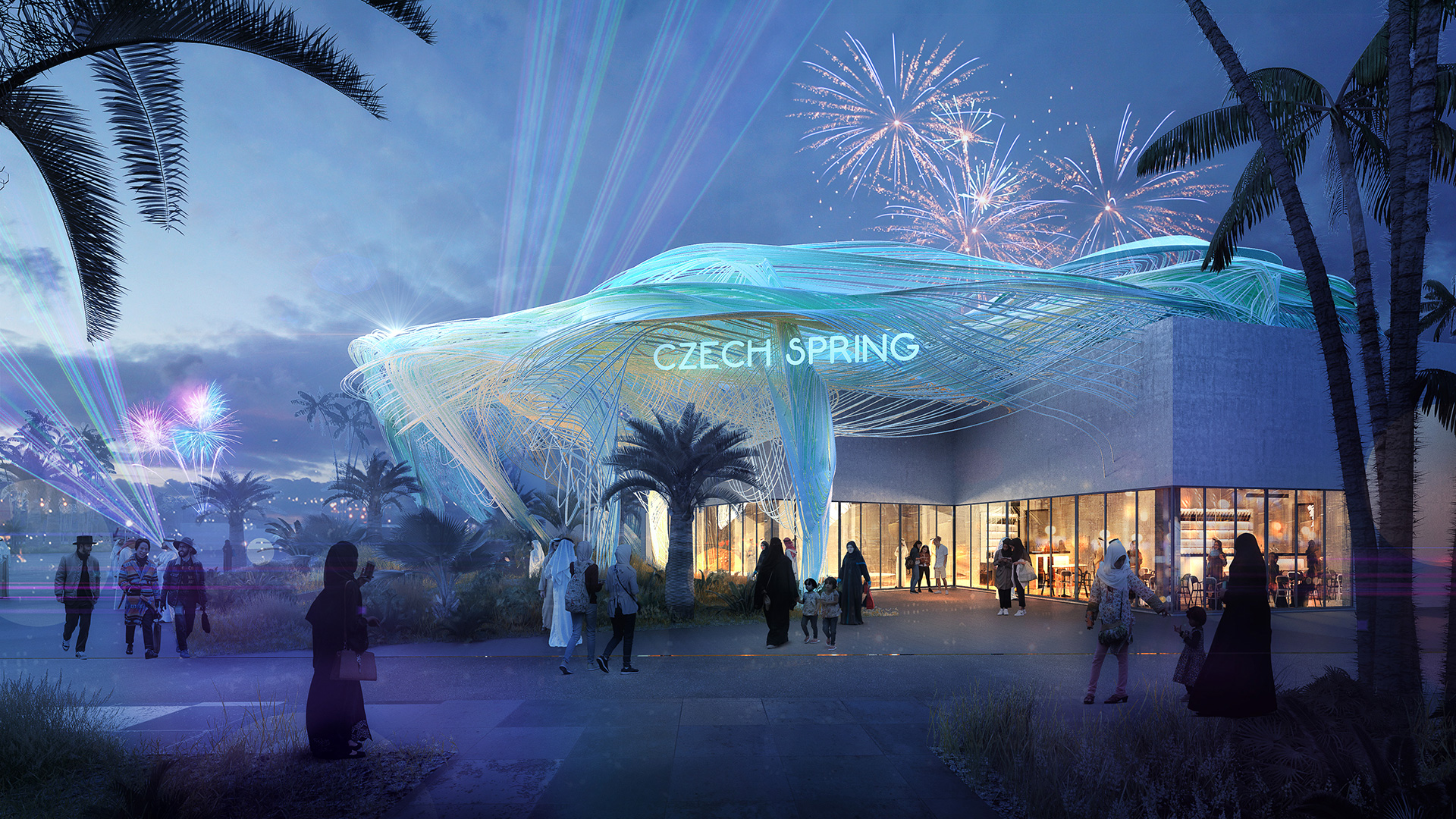 The Czech Pavilion designed by Formosa AA | Sustainability | Pavilion | Expo 2020| Dubai| STIRworld