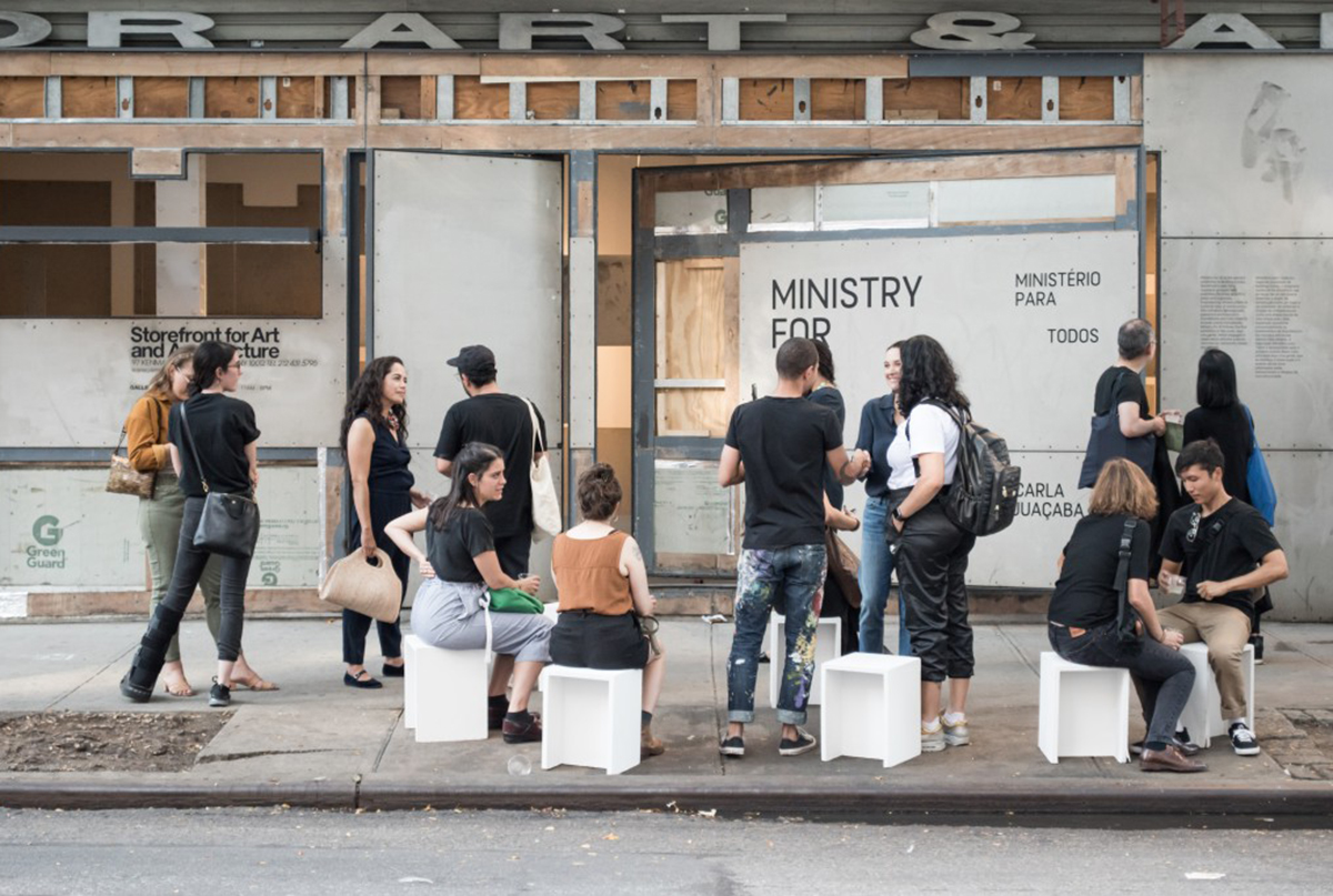 Ministry for All at the Storefront for Art and Architecture in New York | STIRworld