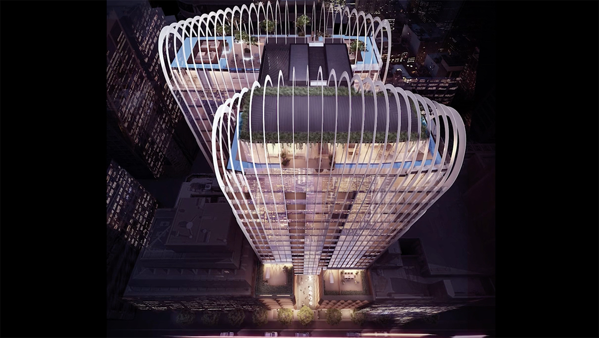 The crowning of Arc | Arc |Koichi Takada Architects | Sydney | STIRworld