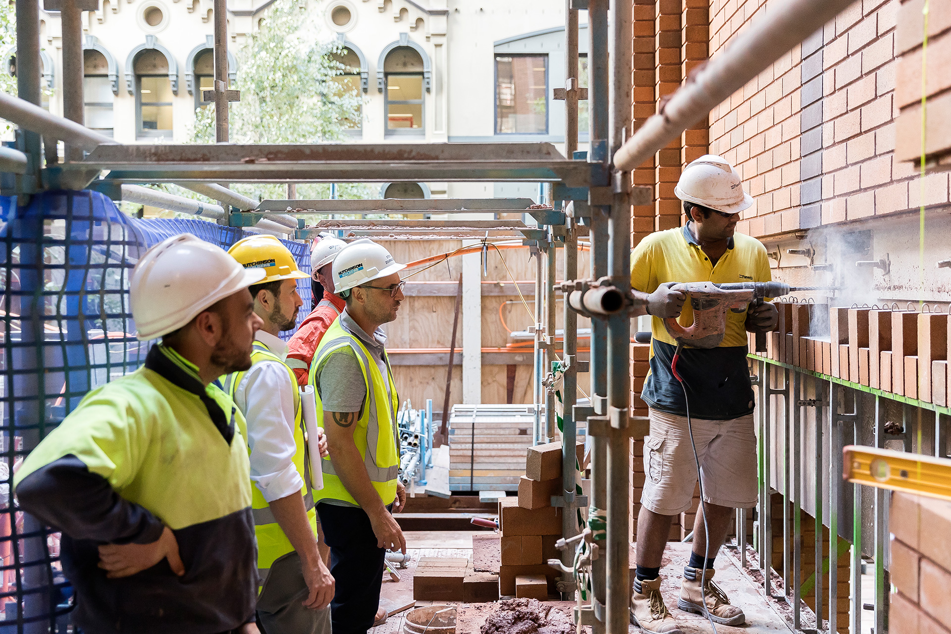 The team behind the cutting-edge brickwork | Arc |Koichi Takada Architects | Sydney | STIRworld