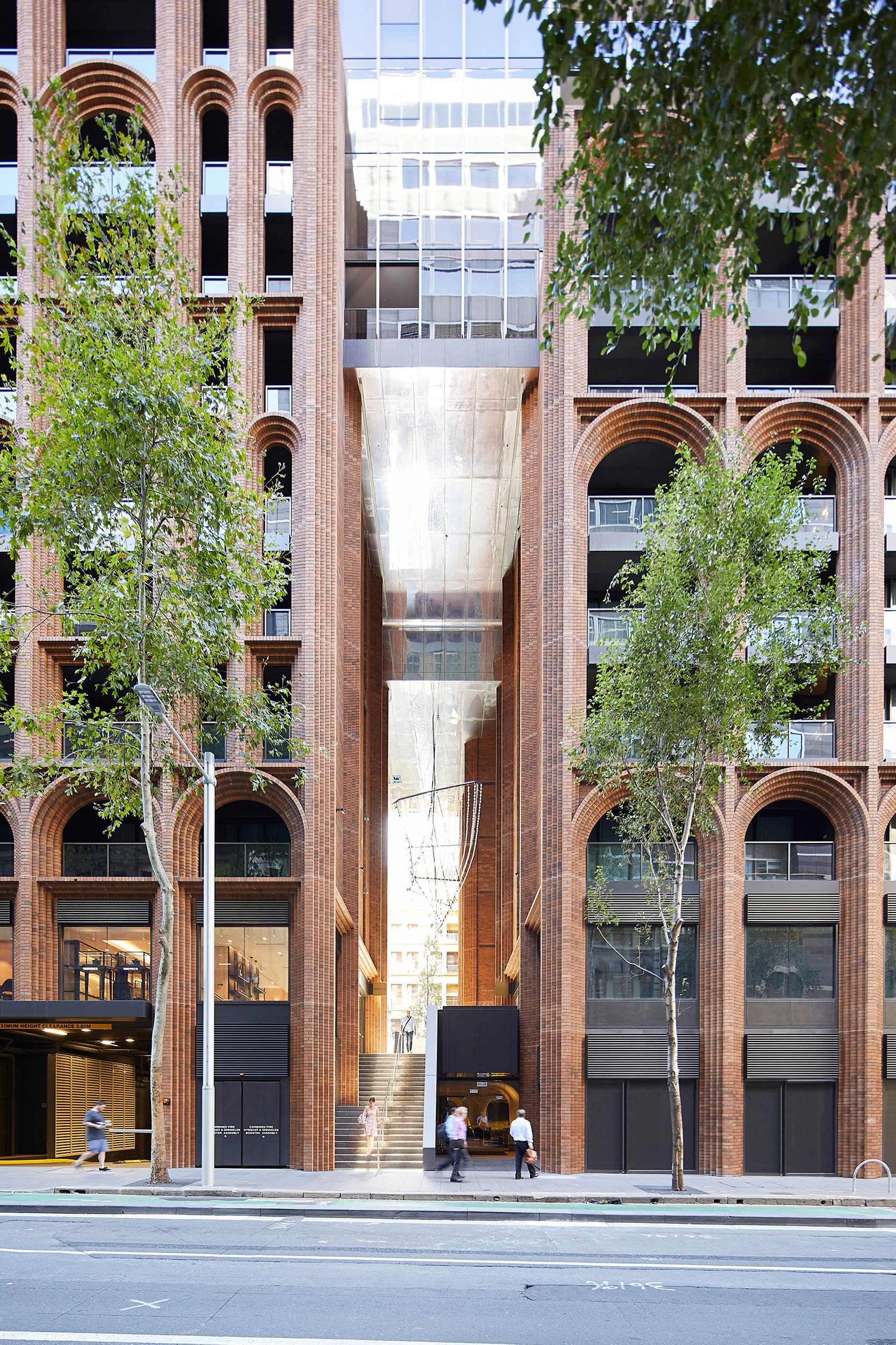 Kent Street view of the ARC | Arc |Koichi Takada Architects | Sydney | STIRworld
