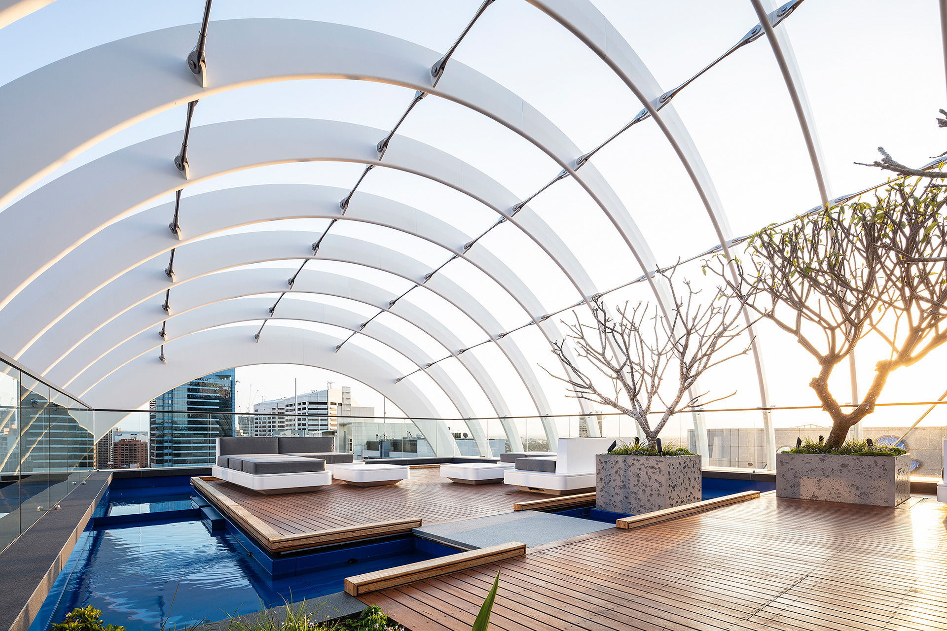 Rooftop garden | Arc |Koichi Takada Architects | Sydney | STIRworld