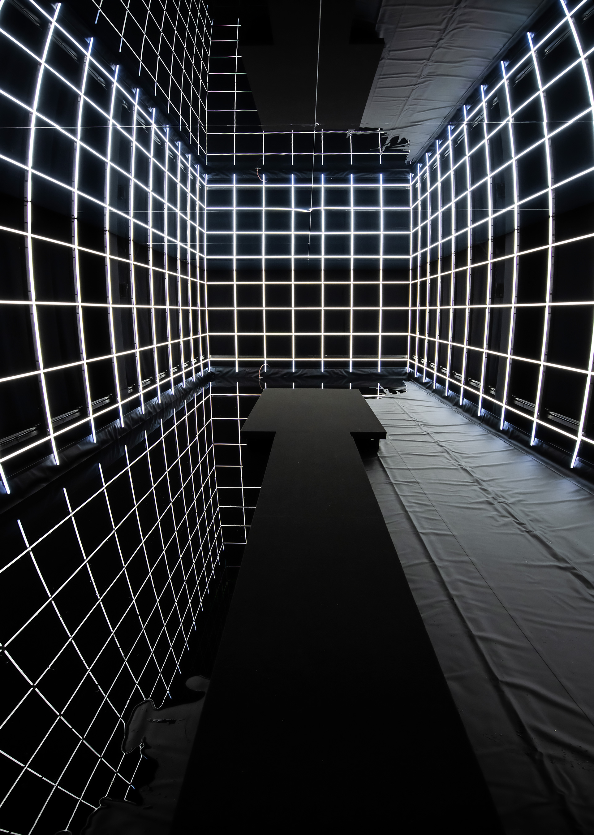 Jacqueline Hen's Light High explored how spatial acoustic installations influence the state of consciousness | International Light Art Award 2019 | Jacqueline Hen | STIRworld