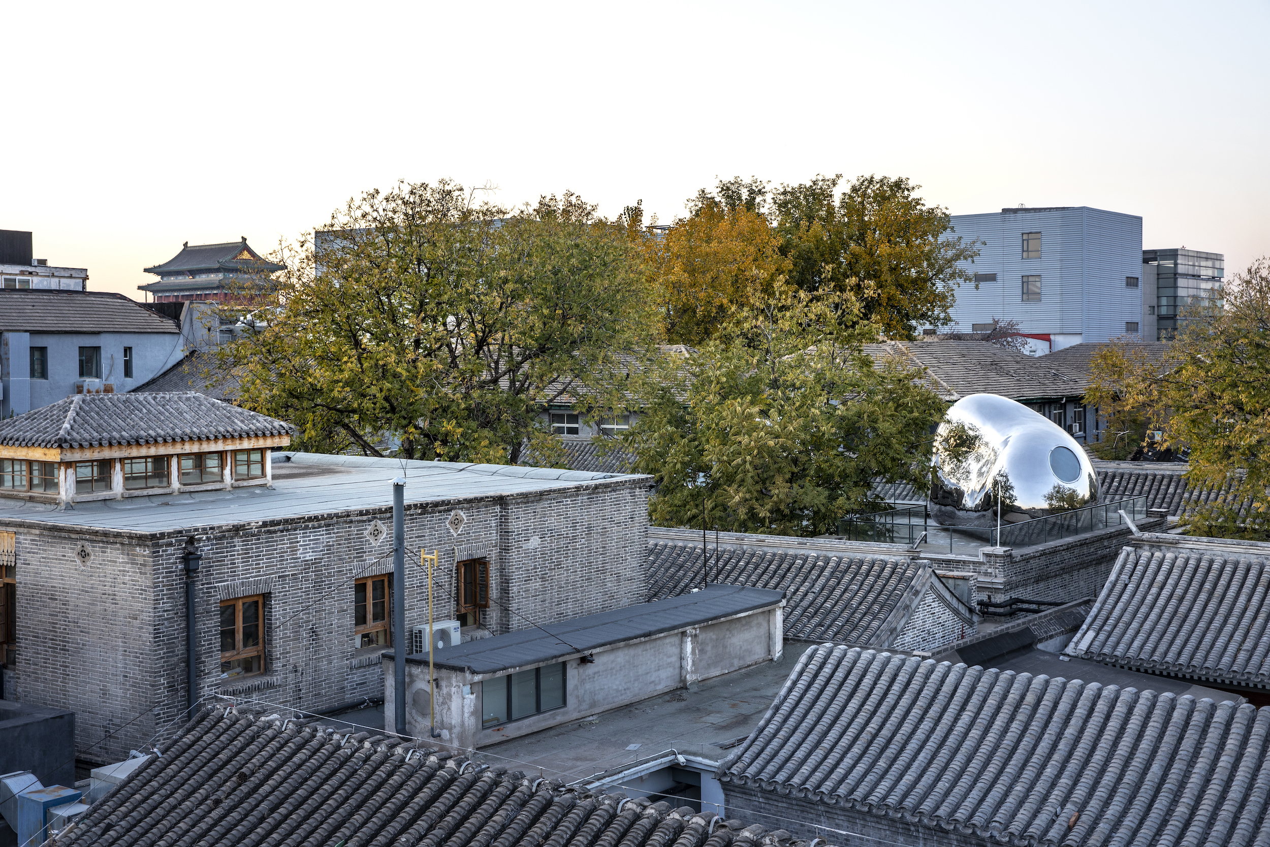 The scheme by MAD conserves and restores the authentic architectural aesthetic of the courtyard building to its original glory | Ma Yansong | STIRworld