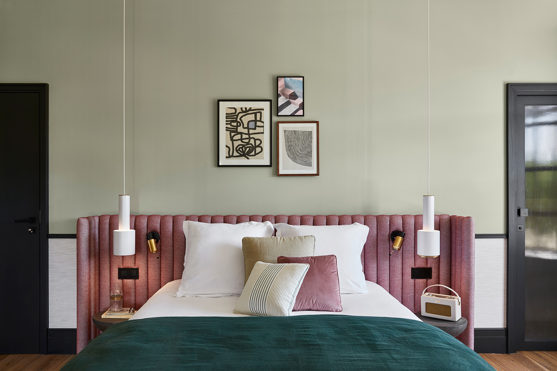 A bedroom at the Ultimate Provence hotel | Ultimate Provence | Humbert and Poyet | STIRworld