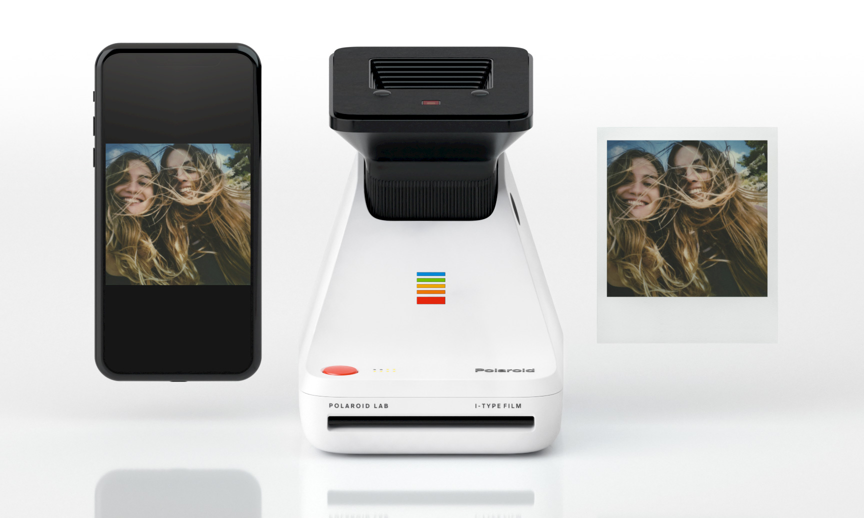 The Polaroid Lab - from taking pictures to making them | Polaroid Lab | Polaroid Originals | STIRworld