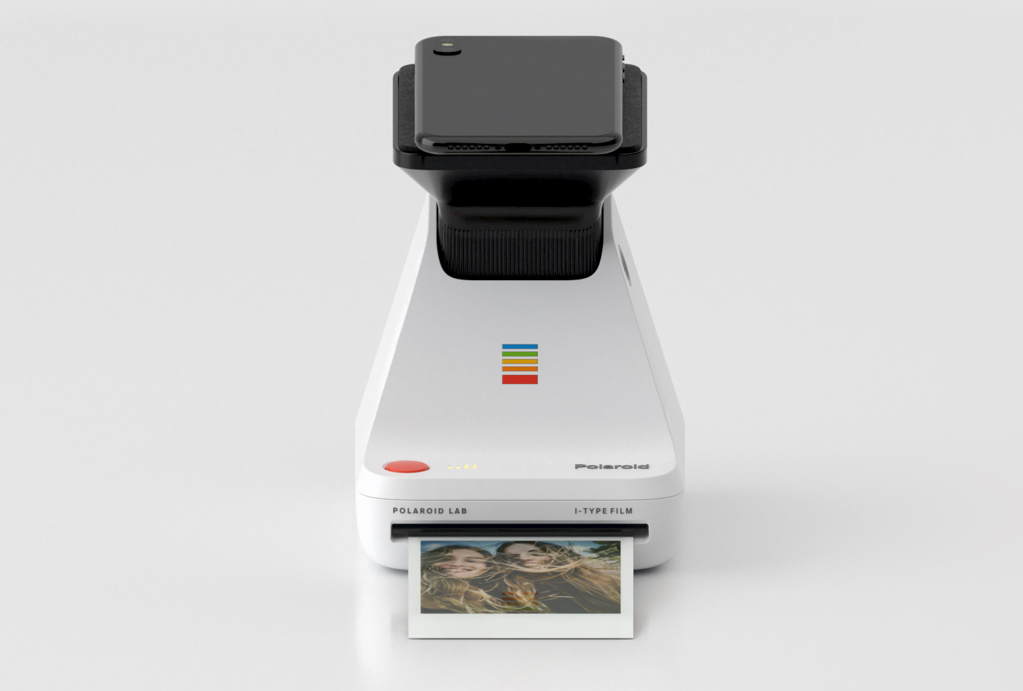 The Lab can also create collages and embed videos onto a Polaroid | Polaroid Lab | Polaroid Originals | STIRworld