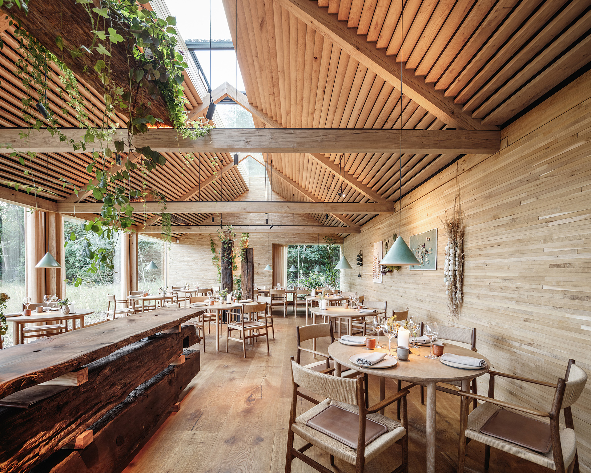 Winner of the INSIDE- Bars and restaurants' – Noma by BIG Architects | World Architecture Festival 2019 | INSIDE World Festival of Interiors 2019| STIRworld