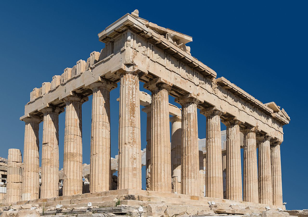 South East view of the Parthenon |Acropolis | Athens| STIRworld